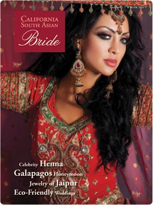 California South Asian Bride Edition 2 Winter 2011