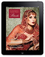 California South Asian Bride Edition 1 Spring 2011 for your iPad