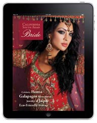 California South Asian Bride Edition 2 Winter 2011 for your iPad