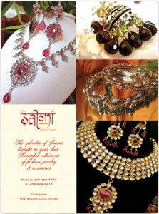Saloni Collection Jewelry