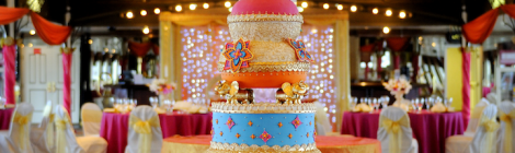 Henna Cakes: Contemporary Confections